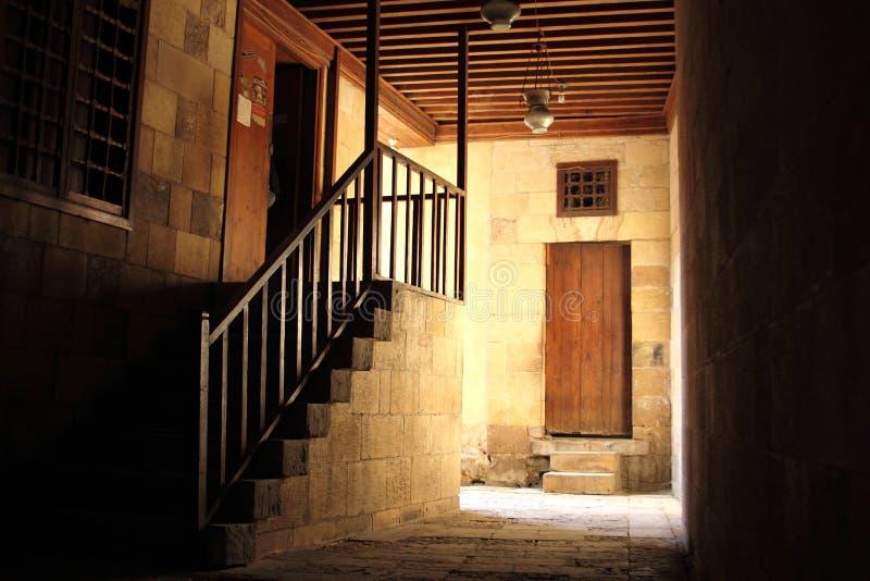 Mesquita velha Egito foto de stock royalty free