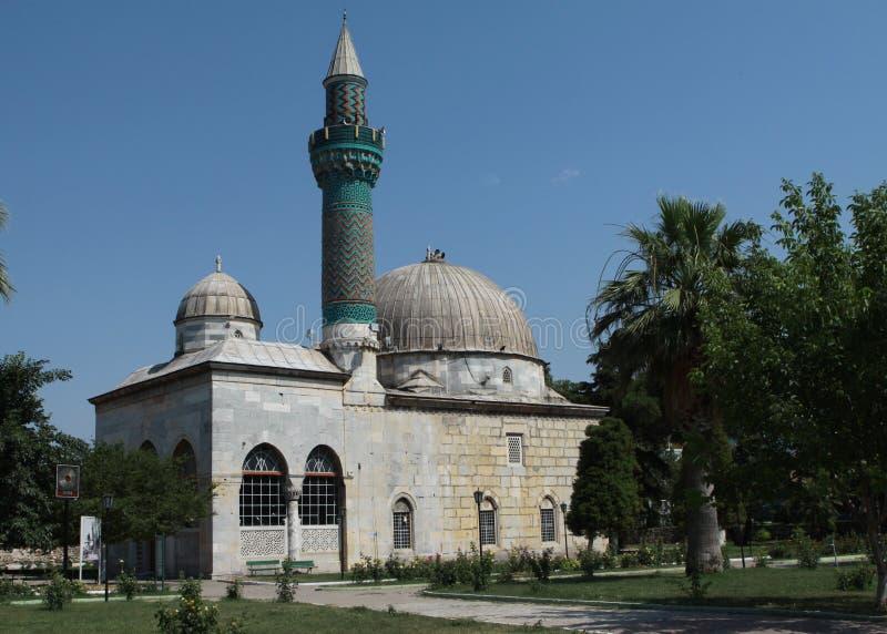 Mesquita verde de Iznik. fotografia de stock