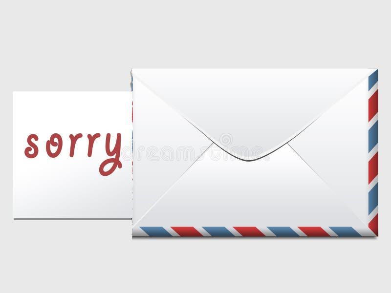 Download Message stock illustration. Illustration of envelope - 22402727