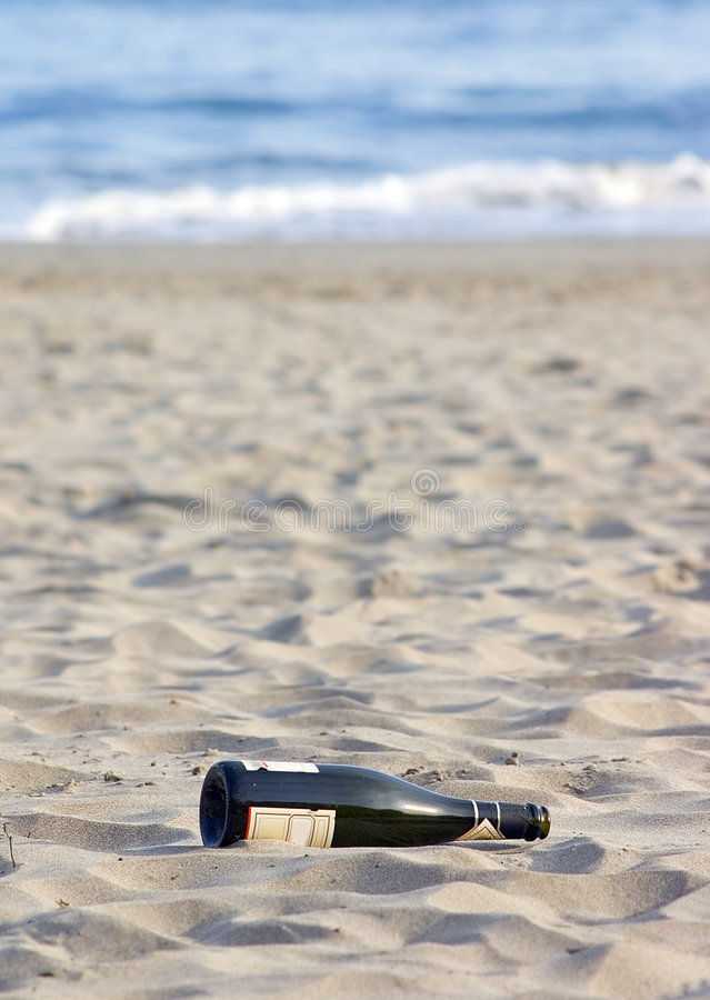 Download Message in a bottle stock photo. Image of beverage, hipwreck - 465116