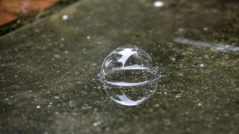 Message in a Bubble stock images