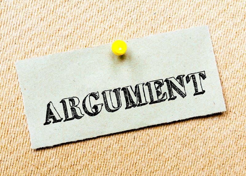 Message d'argument texte debout de reste d'image de figurine de concept de COM bon photos stock