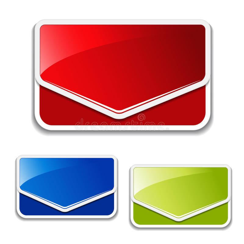 Download Message Labels Royalty Free Stock Photography - Image: 22468737