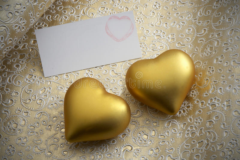 Message of Love stock photography