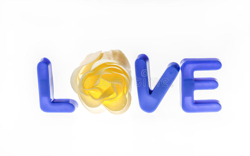 Download Message of love stock photo. Image of object, letter - 28591332