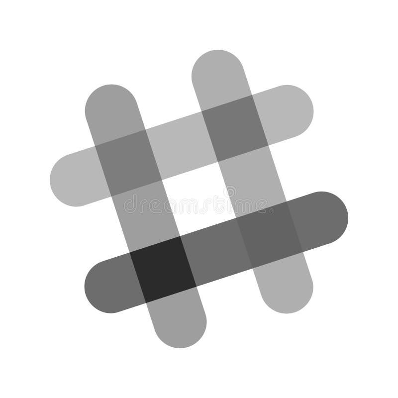Messager de Microsoft illustration stock