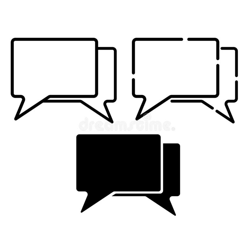 Messages icon vector. Messages vector icon. Letter Button, Vector eps 10, chat symbol, chat sign stock illustration