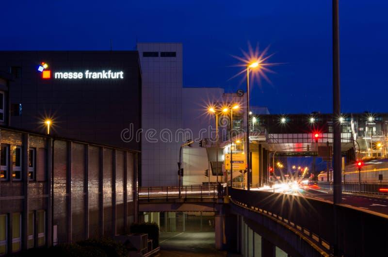 Messe, Frankfurt-am-Main stock afbeeldingen