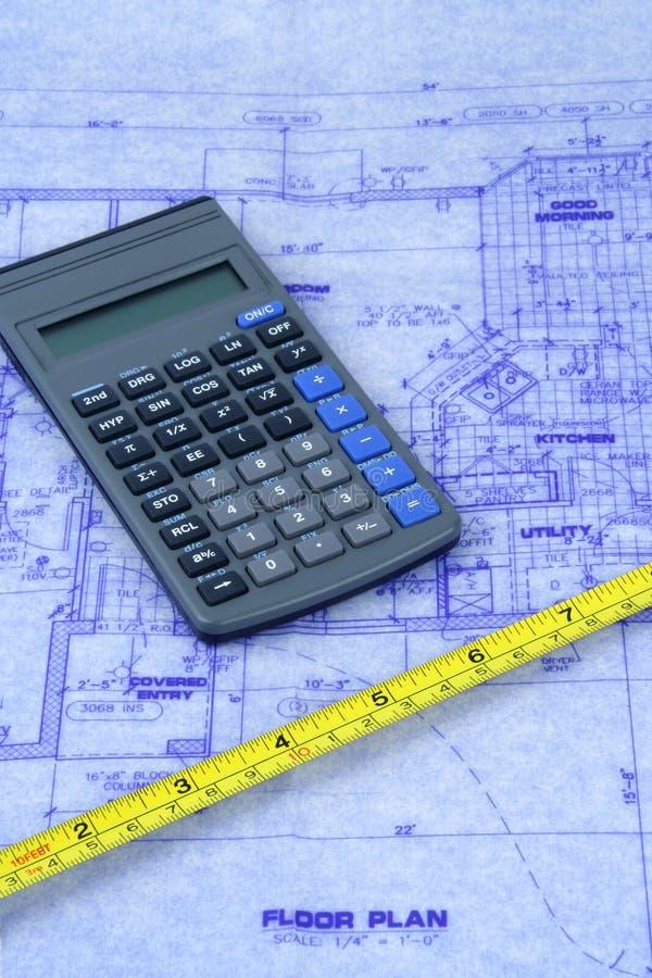 messen sie und berechnen sie stockfoto bild von. Black Bedroom Furniture Sets. Home Design Ideas
