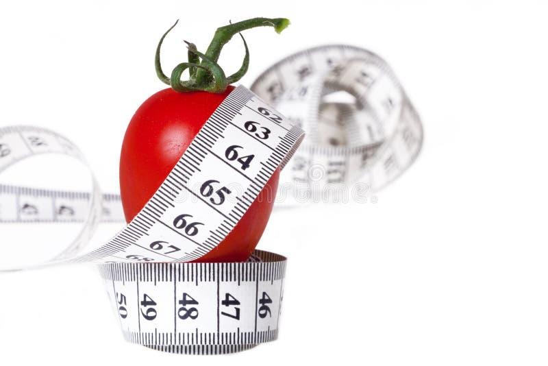 Download Messendes Band - Gesunde Nahrung Und Diät Stockbild - Bild von zentimeter, instrument: 26374439