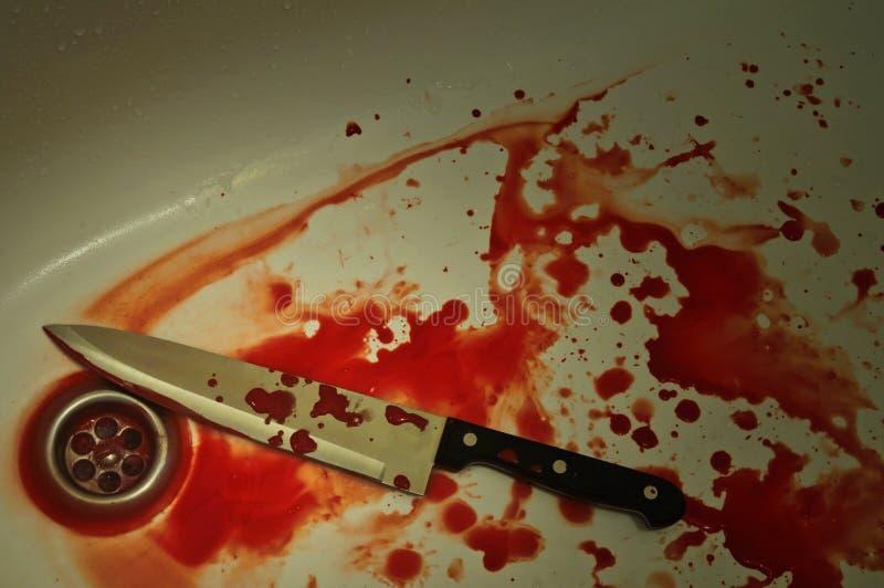 Messer stockfotografie