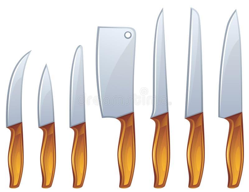 Messer lizenzfreie abbildung