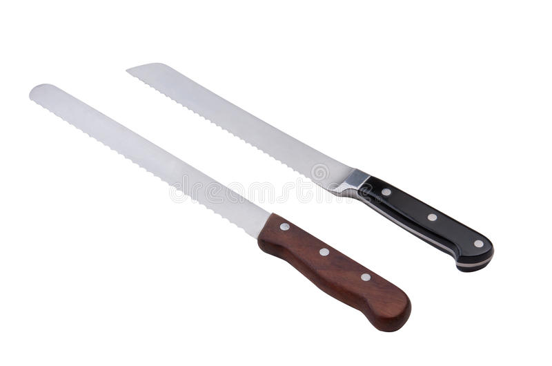 Messer für Ausschnittbäckerei lizenzfreie stockfotografie