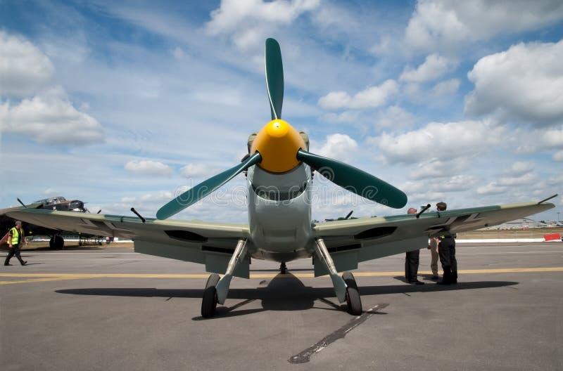 Messerschmitt BF-109 imagen de archivo