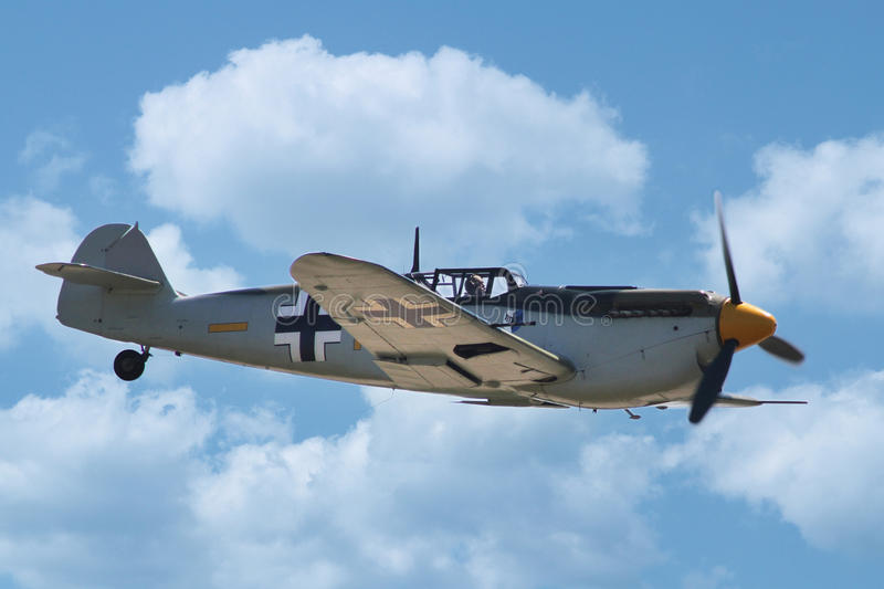 Messerschmitt Bf 109/ Me 109 stock photography