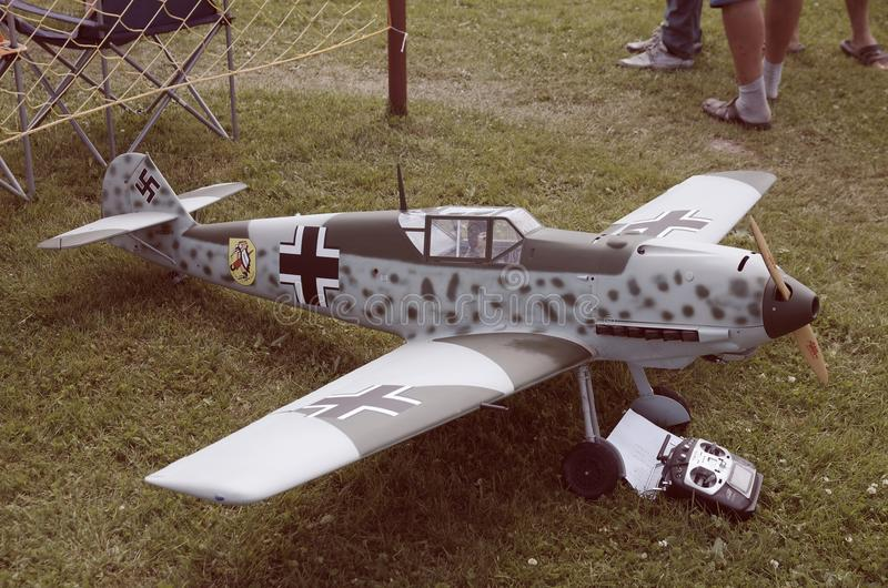 Messerschmitt Bf 109 stock photography