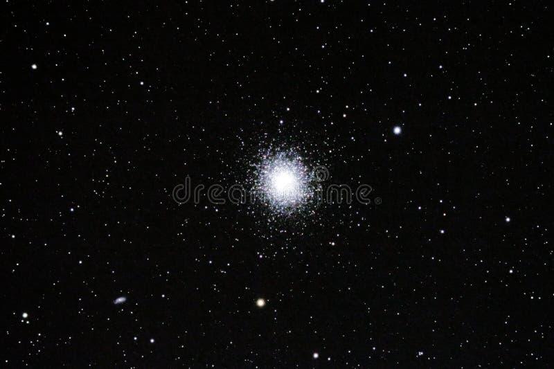 Messier 13 (M13) - Hercules Globular Cluster royalty free stock images
