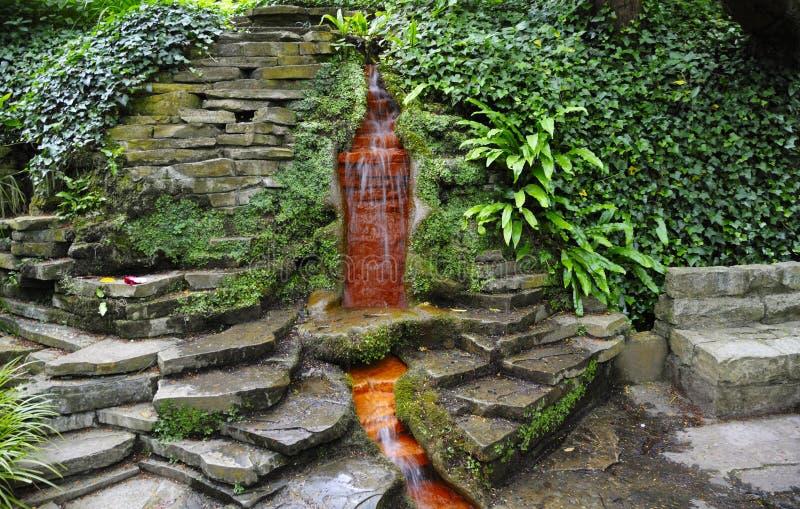 Messkelch-Brunnen stockfoto