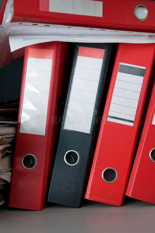 Download Messy case stock image. Image of medium, heap, report - 13833163