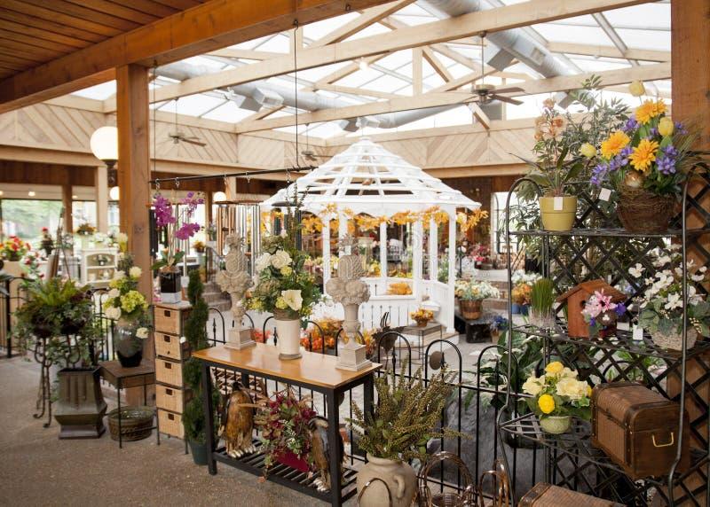 Mest bra blomsterhandel arkivfoto