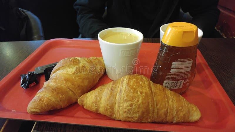 Mest bra breakfeast royaltyfri bild