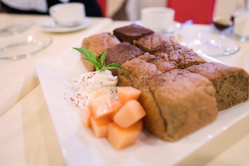 Mest bra frukost för dig som är daglig royaltyfri fotografi