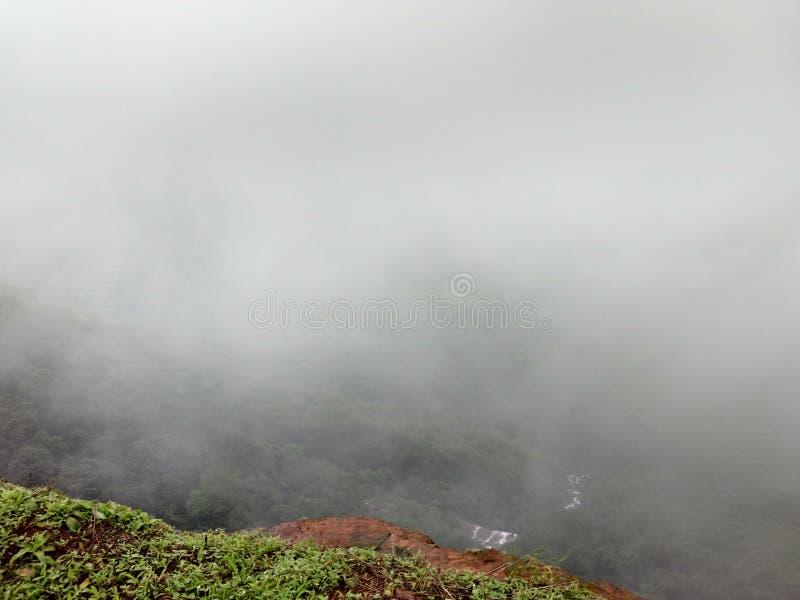 Mest bra molnig dag arkivfoton