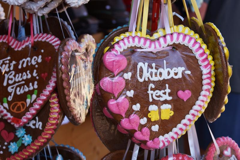 mest oktoberfest hälsningar royaltyfria bilder