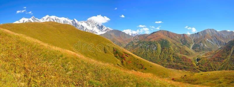 Download Mestia-Ushguli Trek, Svaneti Georgia Stock Images - Image: 27095924