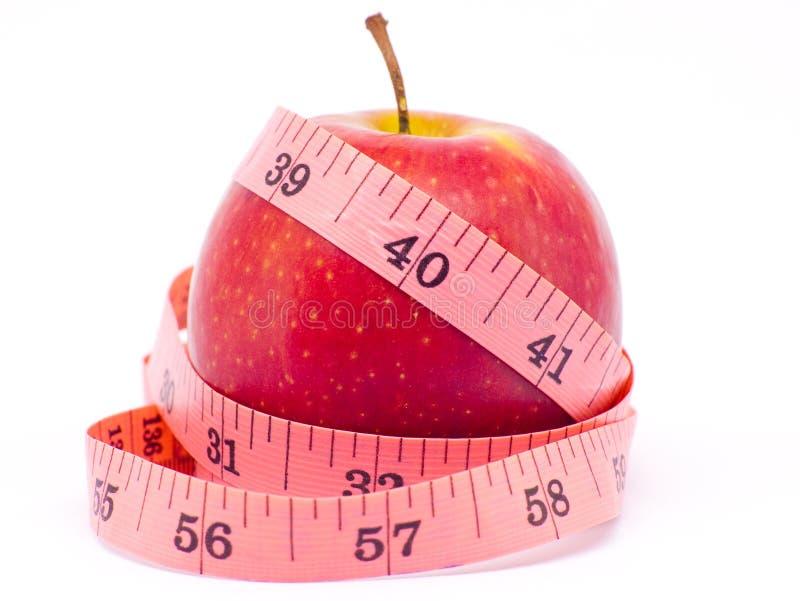 mesure de pomme de service image libre de droits