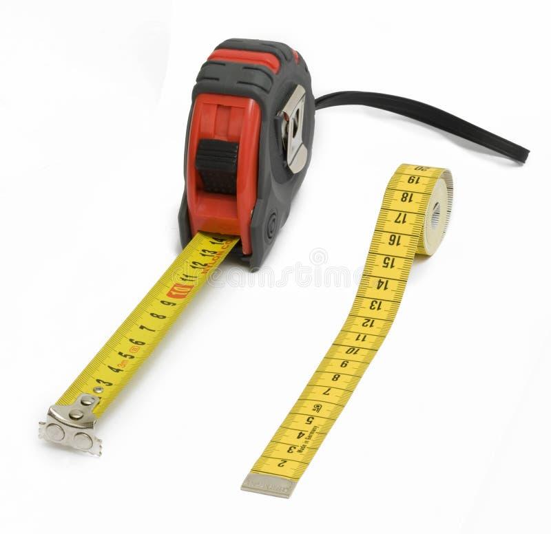 Free Mesuring Tools Royalty Free Stock Image - 6984236