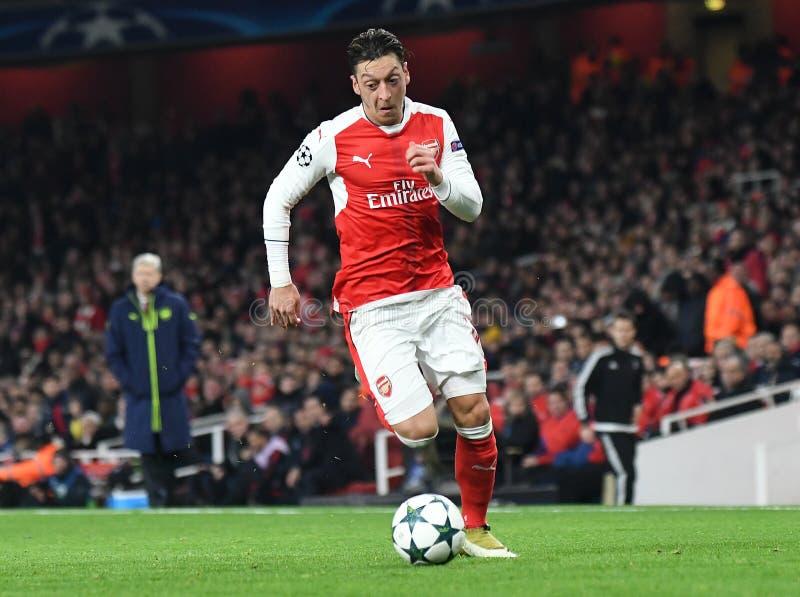 Mesut Ozil lizenzfreie stockbilder