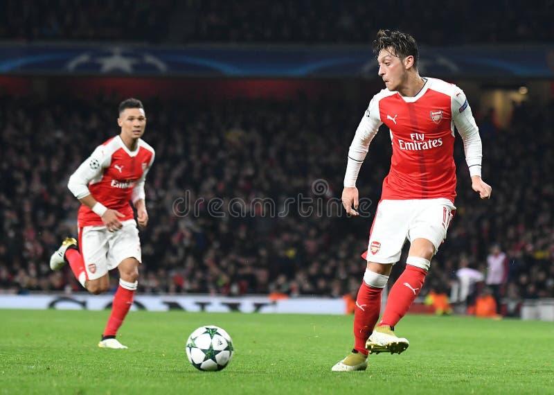Mesut Ozil stockbild