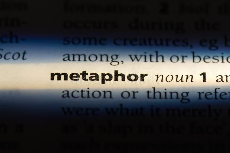 metáfora foto de archivo libre de regalías