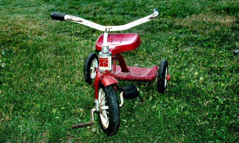 Met drie wielen royalty-vrije stock afbeelding