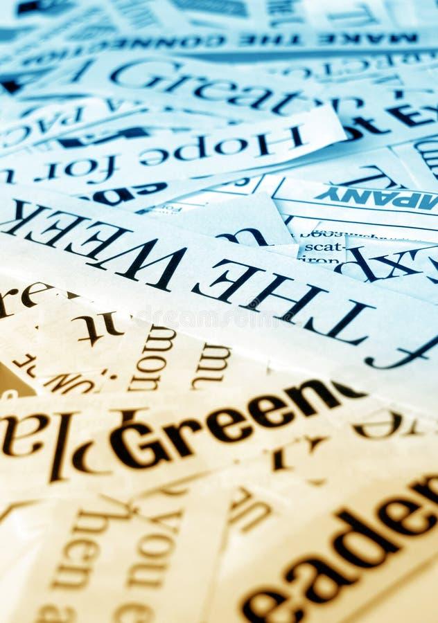met le papier neuf images libres de droits