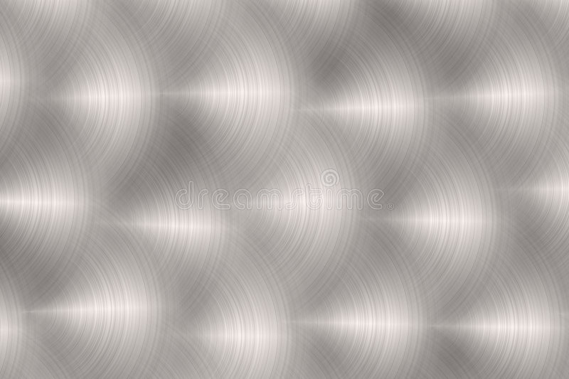 Metaal achtergrond vector illustratie