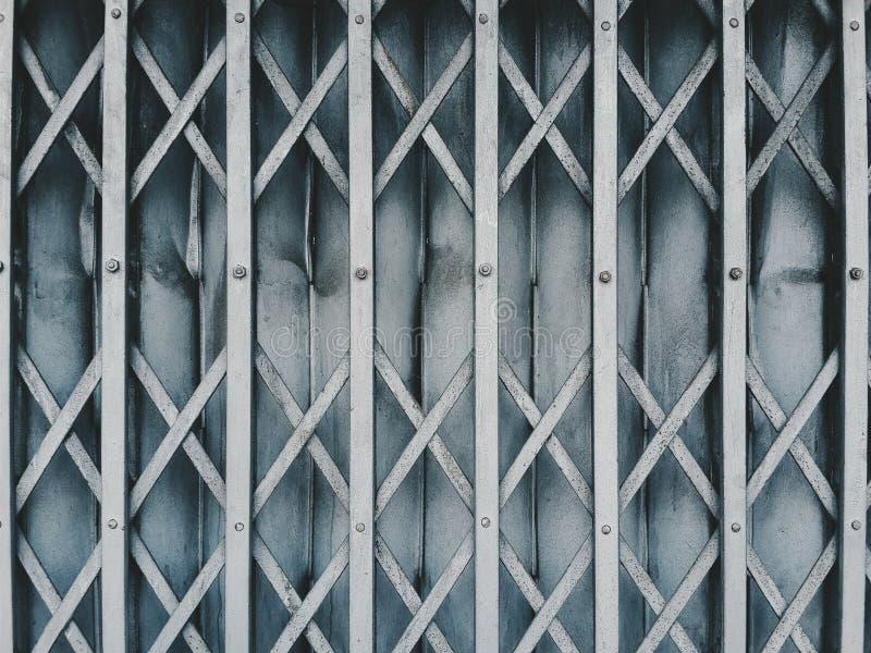 Metaal deur stock fotografie