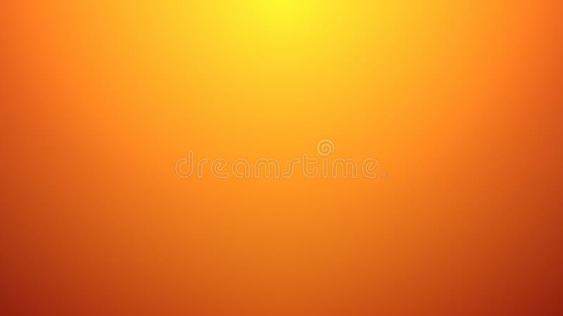 Metaal Gouden Kleurenachtergrond, abstracte gouden achtergrond stevig c vector illustratie