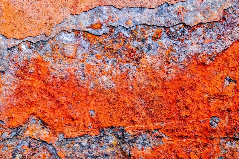 Metaal, roest, corrosie, vat, container stock afbeeldingen