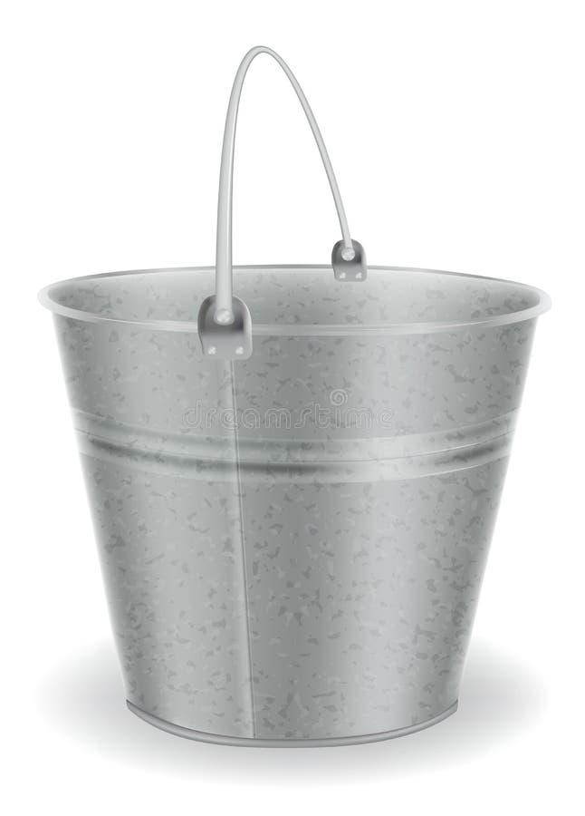 Metaalemmer vector illustratie
