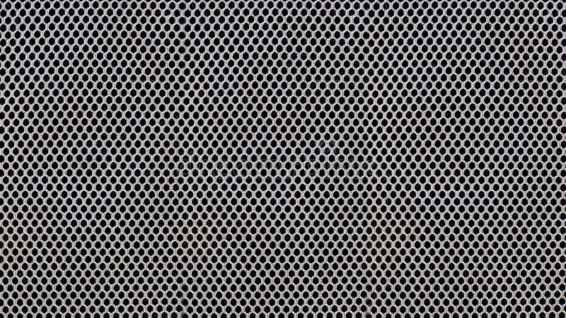 Metaalgratings van staal wordt gemaakt dat stock fotografie