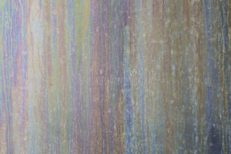 Metaalkleurenachtergronden stock afbeelding