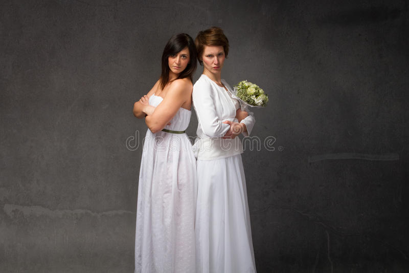 Download Metafora Di Problemi Della Sposa Immagine Stock - Immagine di divorzio, difettoso: 56879203
