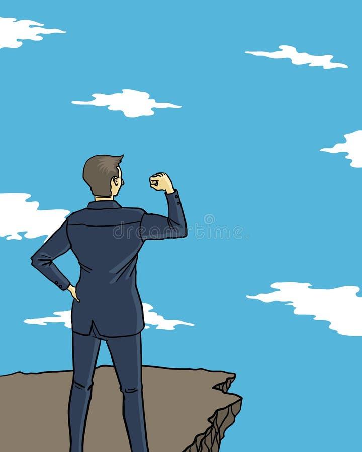 Metafory tło ilustracji