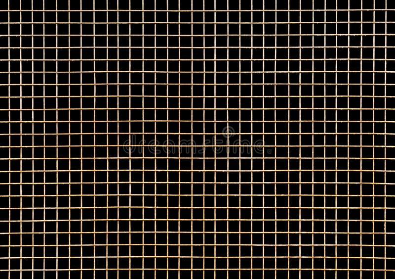 Metal решетка стоковая фотография rf