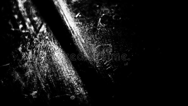 Metal abstract pattern stainless silver texture. Black and white royalty free stock photography