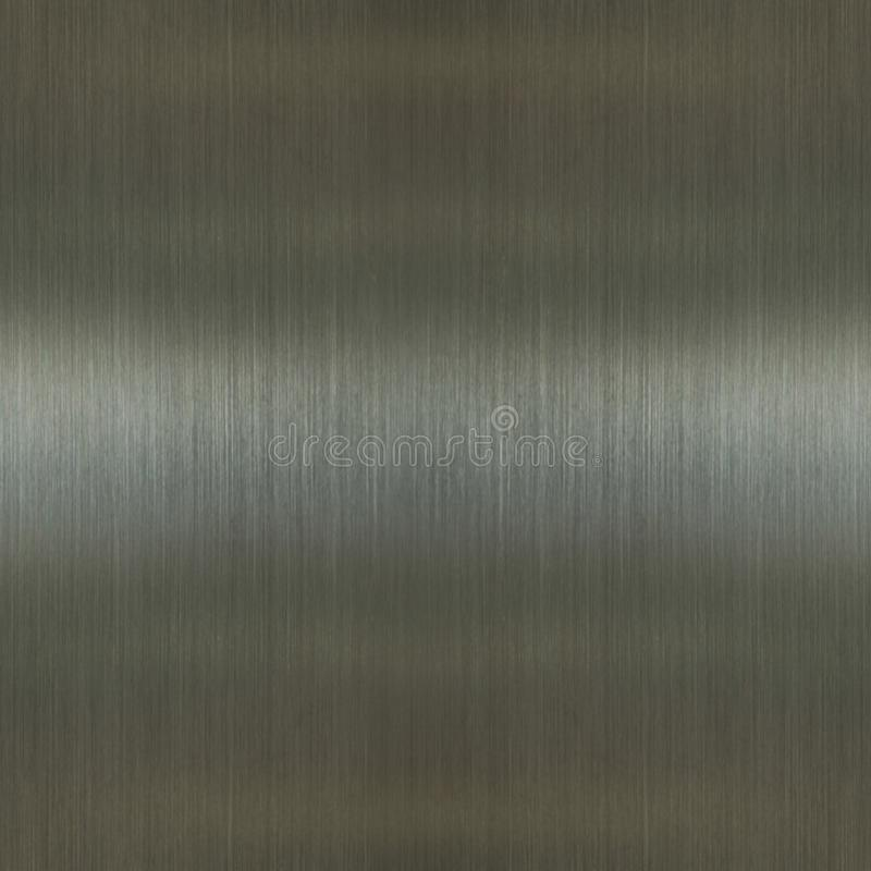 Metal aplicado con brocha fotos de archivo libres de regalías