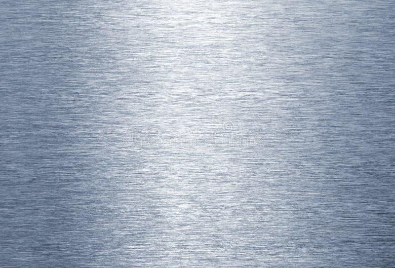 Metal aplicado con brocha imagen de archivo