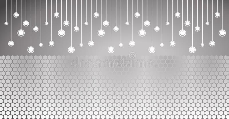 Metal Art Wallpaper Stock Photo